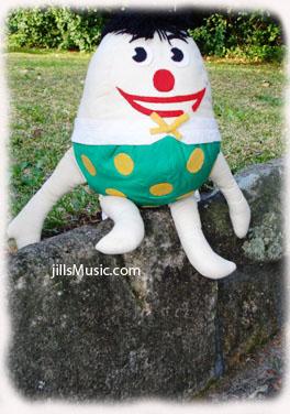 Humpty Dumpty at jillsMusic.com